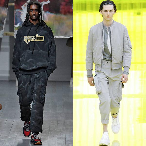 модная мужская одежда весна лето 2019
