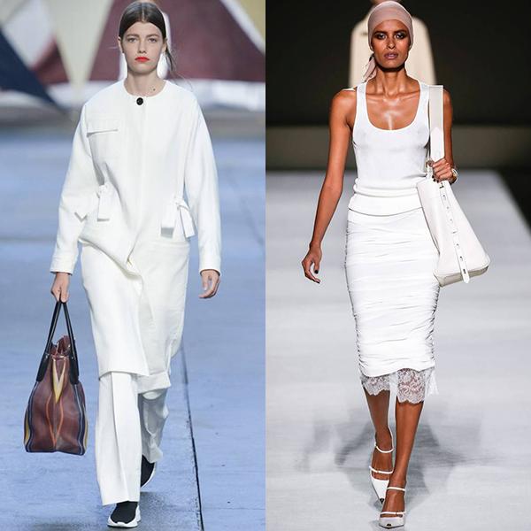 Женская мода 2019 весна лето