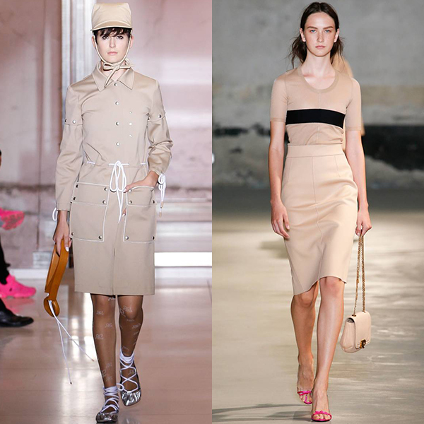 Какие цвета в одежде носить весной и летом 2019?