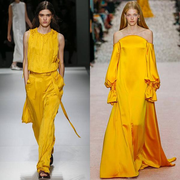 Модные тенденции весной и летом 2019 на фото
