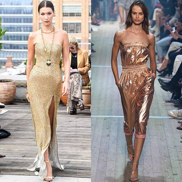 Модная денская одежда весна лето 2019