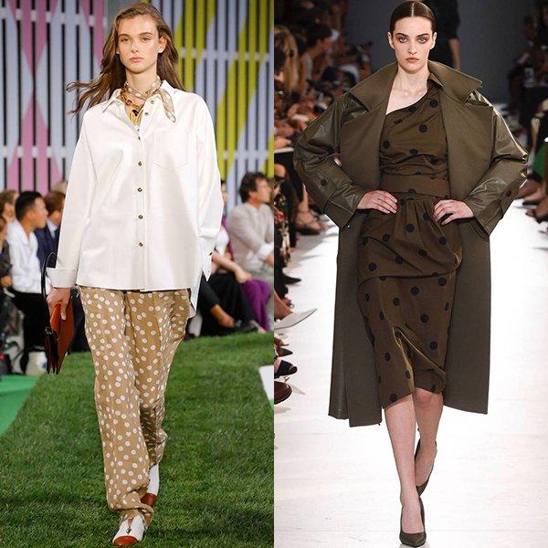Модные принты в одежде весна лето 2019