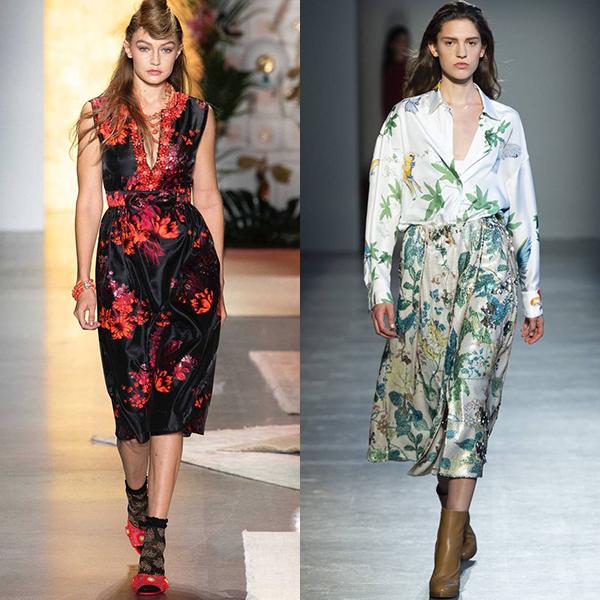 Какие цвета в моде весна лето 2019