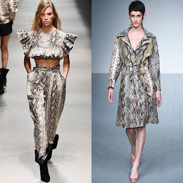 Модные тенденции весна лето 3019
