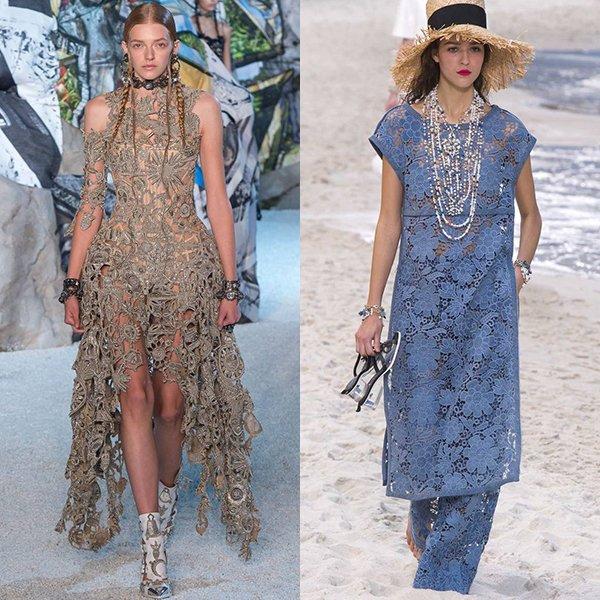 Модные тенденции для женщин весна лето 2019