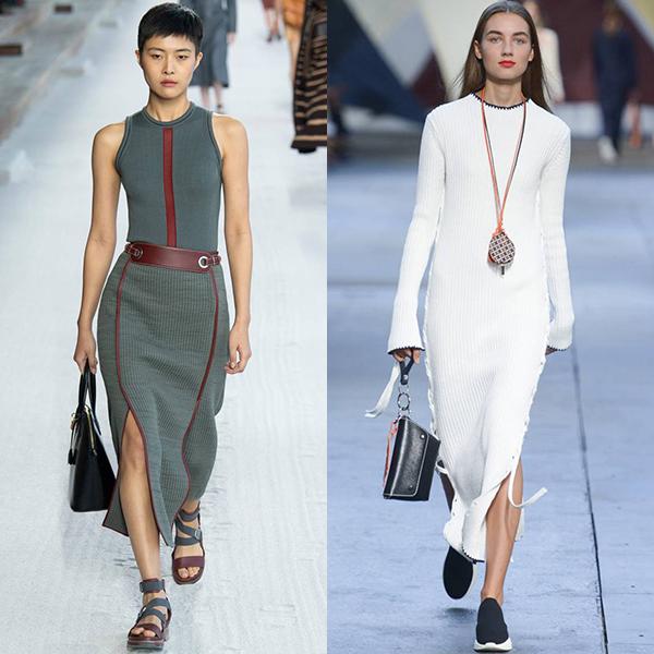 тенденции в моде весна лето 2019