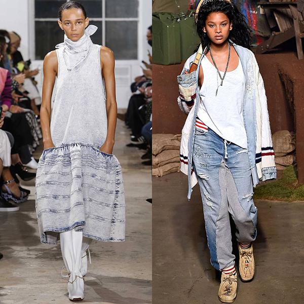 Какая одежда в моде весной и летом в 2019 году?