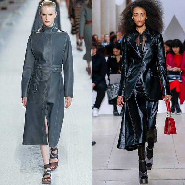 модная одежда весна лето 2019 фото