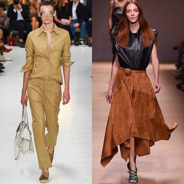 женская мода весна лето 2019 фото