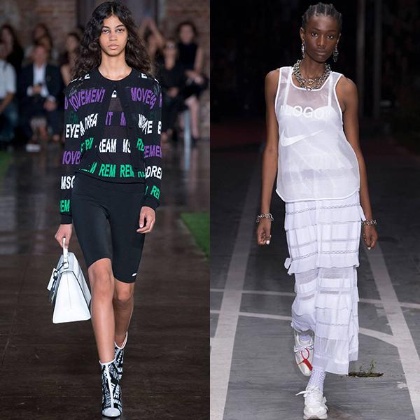 Основные тенденции в женской одежде весна лето 2019