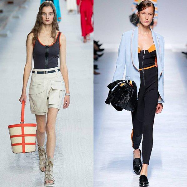 тренды в женской одежде весна и лето 2019