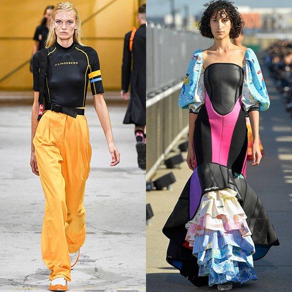 какие стили одежды в моде весной и летом 2019