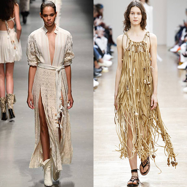 модные платья весна лето 2019 тренды