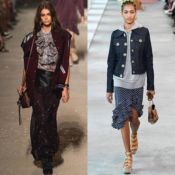 женская мода весна лето 2019