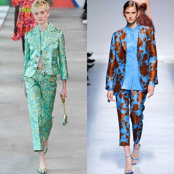 основные модные тенденции весна лето 2019