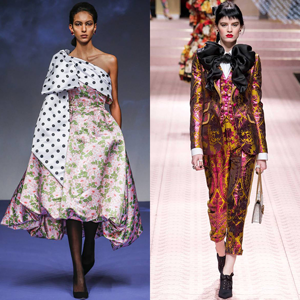 Модные фасоны одежды весна лето 2019