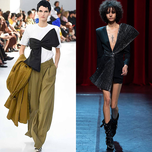 какая женская одежда в моде весна лето 2019