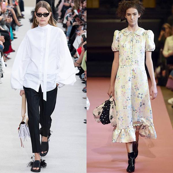 модная женская одежда весна лето 2019 фото
