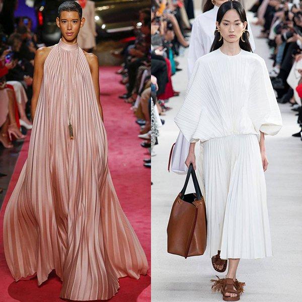 модная одежда весна лето 2019