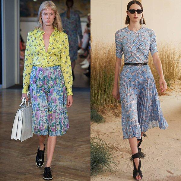 модна весна лето 2019 тренды