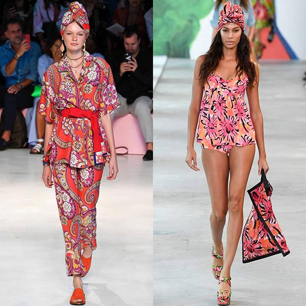мода весна лето тенденции 2019