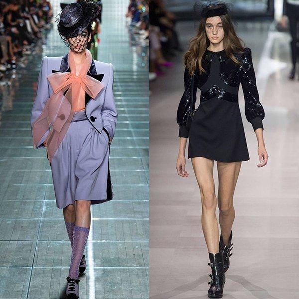 женские шляпы мода весна лето 2019