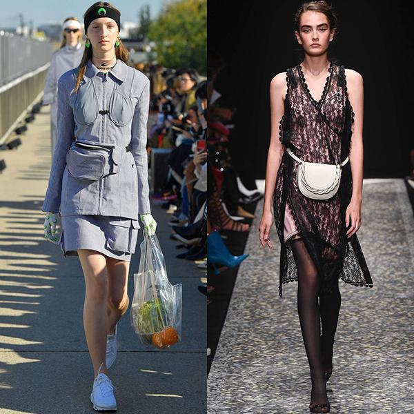 тенденции в женской моде весна лето 2019
