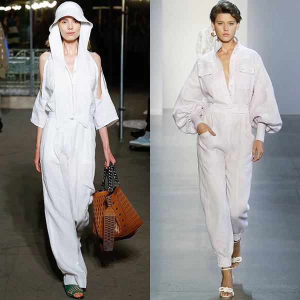 Тенденции в одежде мода весна лето 2019