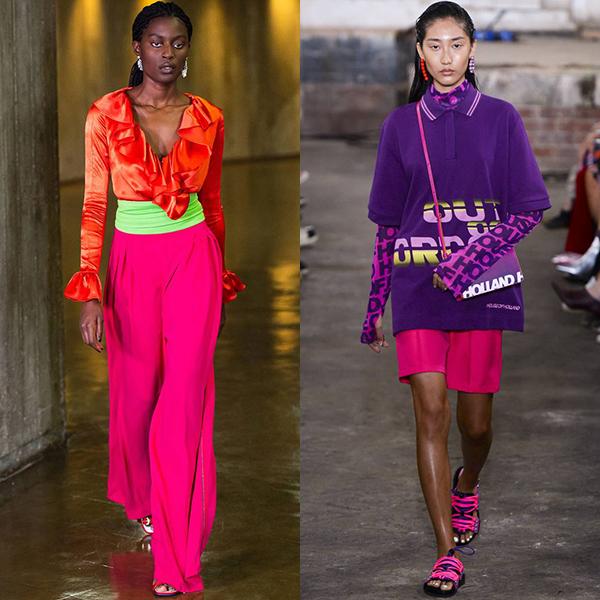 Модные тенденции весна лето 2019 год