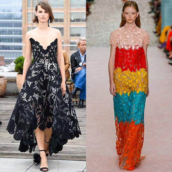 Женская мода весна лето 2019 на фото