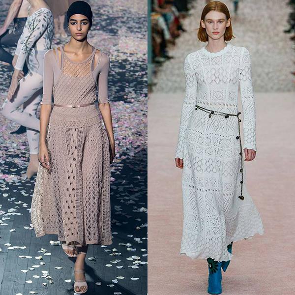 Женская одежда мода весна лето 2019