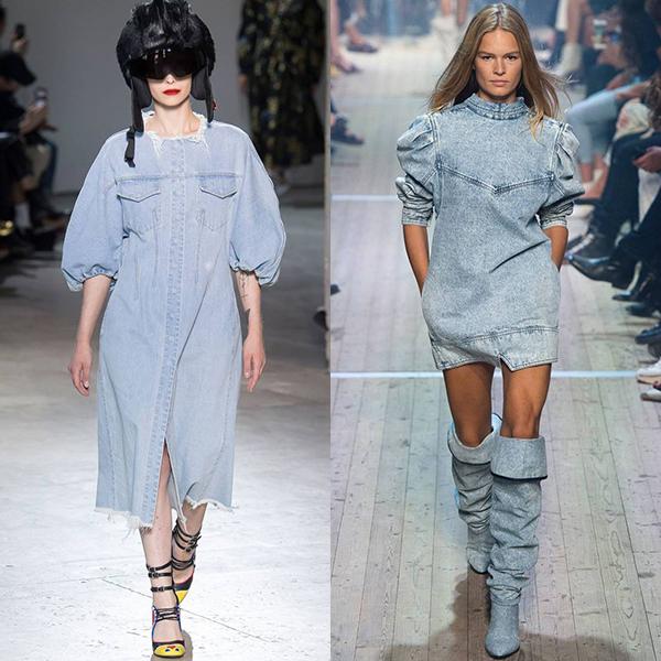 тенденции в женской моде 2019 весна лето