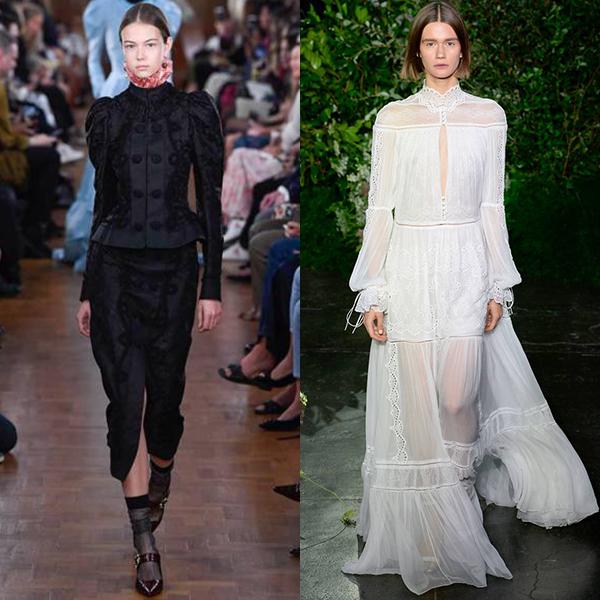 модные стили одежды 2019