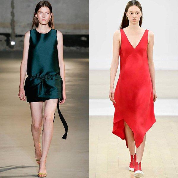 Модная женская одежда весна лето 2019