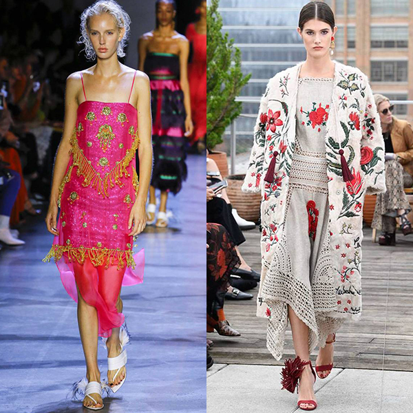 мода весна лето 2019 фото примеры