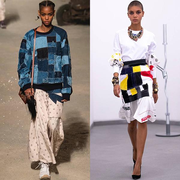 мода тренды весна лето 2019