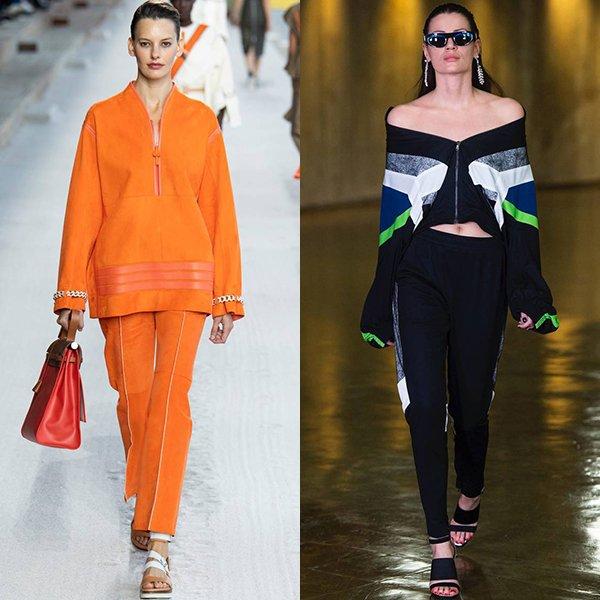 основные тренды в женской моде весна лето 2019