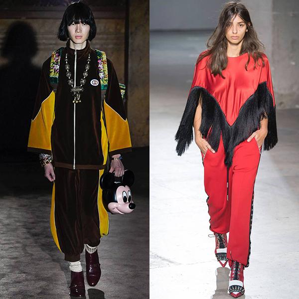 мода 2019 весна лето тенденции
