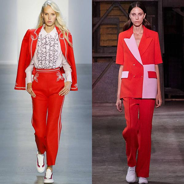 женская мода тенденции весна лето 2019