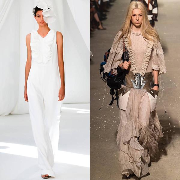 модные женские платья весна лето 2019