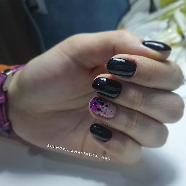 Камифубуки в ногтевом дизайне