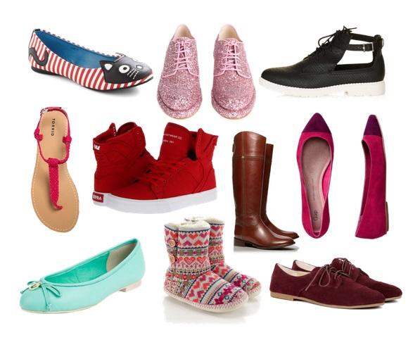 Стильная Модная Обувь