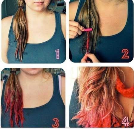 Как сделать зеленую краску для волос - ФоксТел-Юг