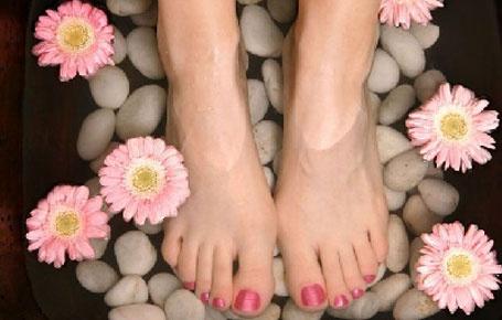 домашняя ванночка для ног 01