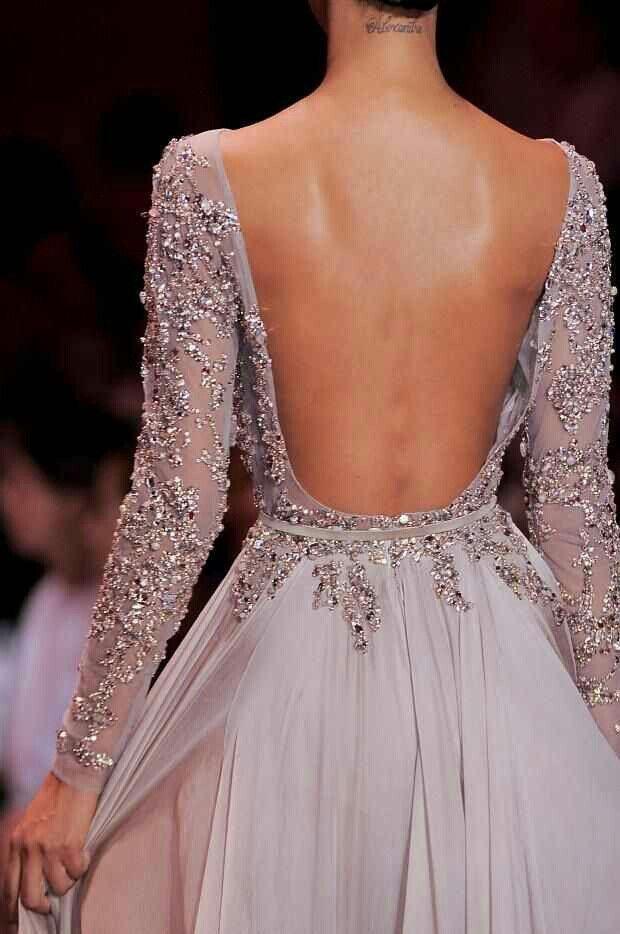платья с голой спиной 03