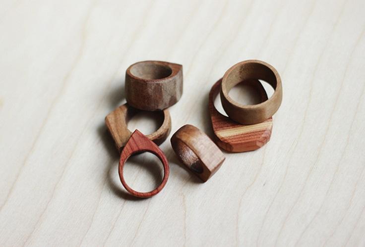 деревянные украшения 04