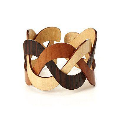 деревянные украшения 06
