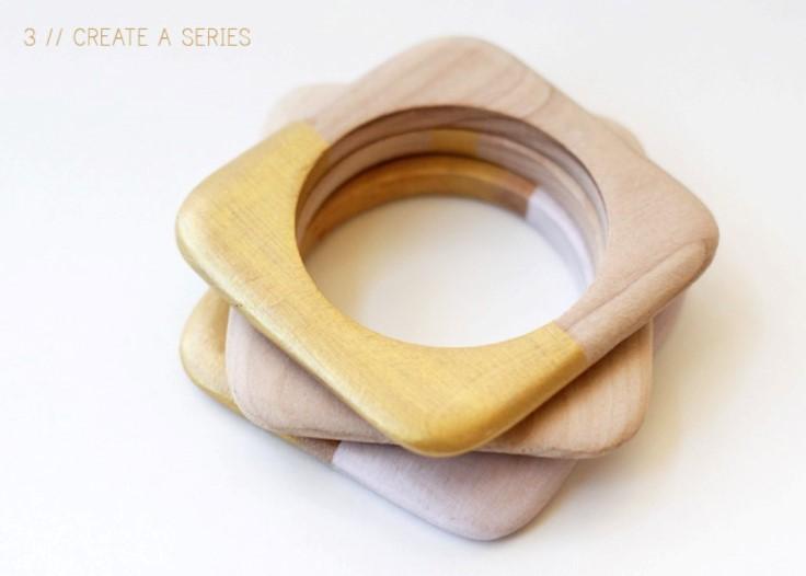 деревянные украшения 15