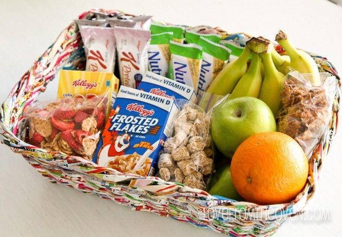 правила здорового питания 6