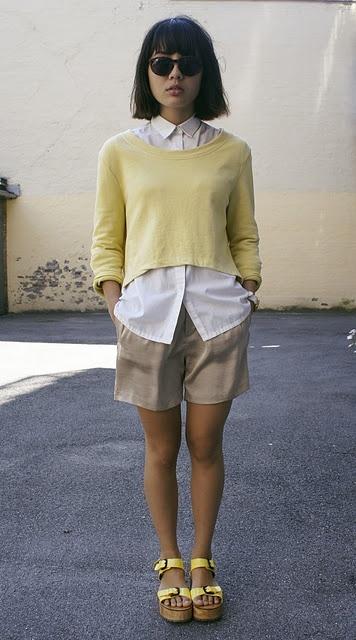 свитер с рубашкой 01